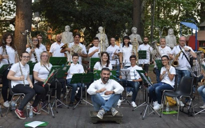 forzano junior band foto
